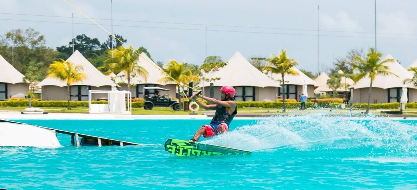 Image result for Chill Cove Wake Park canopi