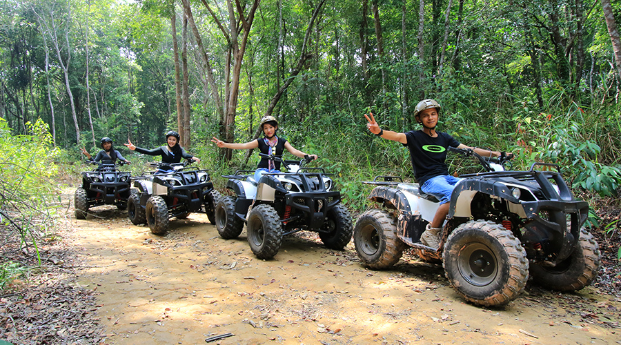 Image result for ATV Off-Road Trail canopi