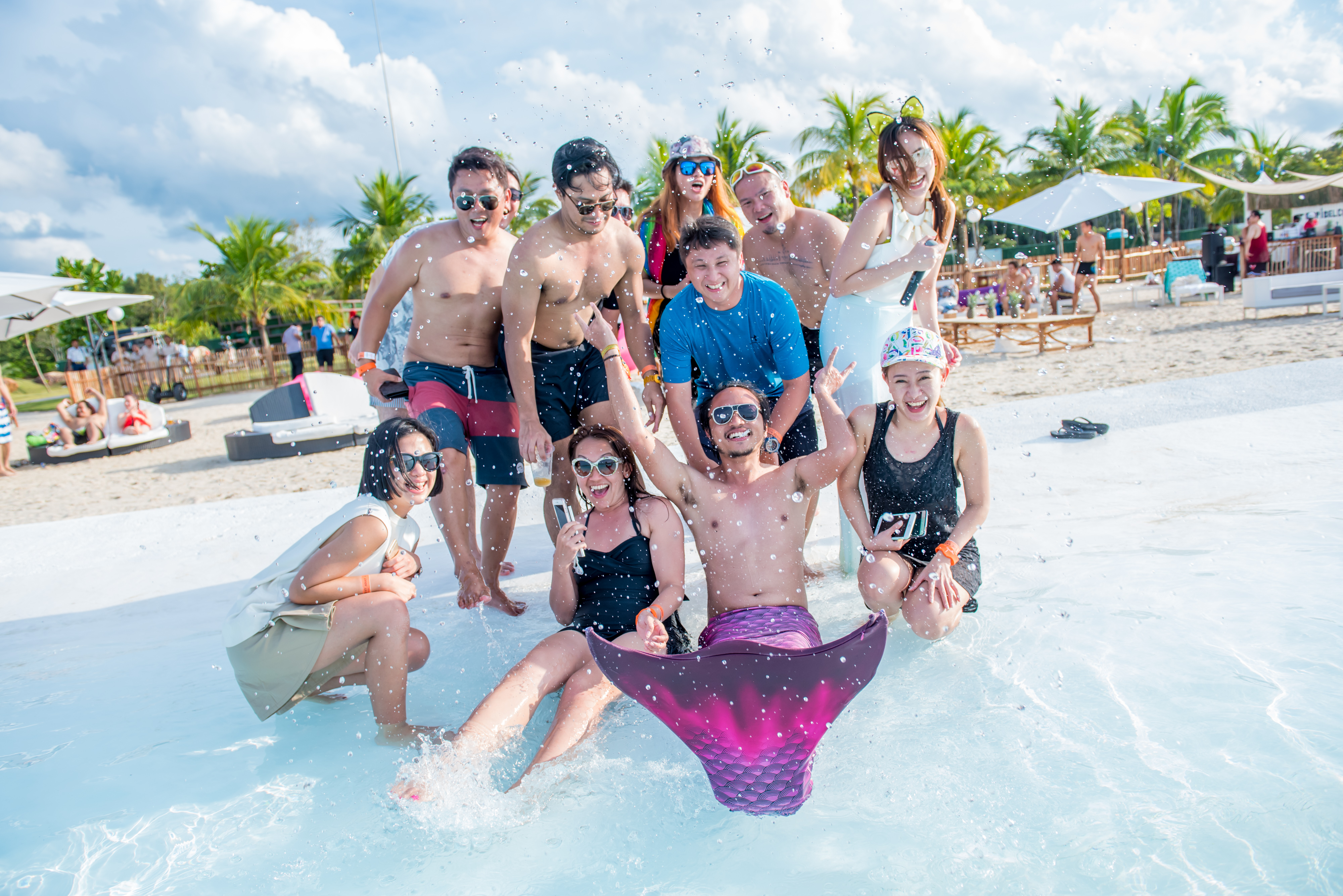 Image result for chill cove @ treasure bay bintan